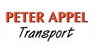 Logo van een transportbedrijf